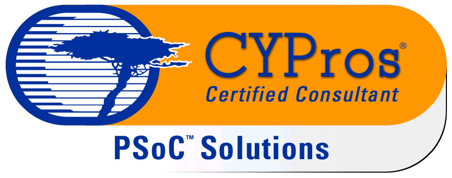 CYPros HiRes PSoC Logo